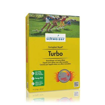 Schweizer Certoplant Royal Turbo 2,5 kg