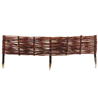 beetumrandung aus weide kaufen bei obi. Black Bedroom Furniture Sets. Home Design Ideas