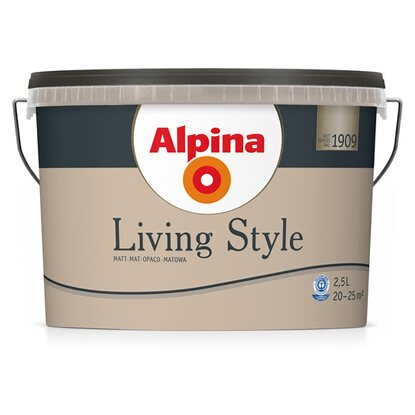 Alpina LivingStyle Delicious Brown 2,5 l