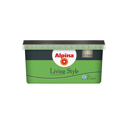 Alpina LivingStyle Natural Green 1 l