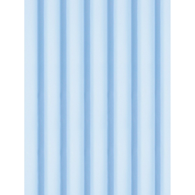 Duschvorhang 180 cm x 200 cm Blau | Bad > Duschen > Duschvorhänge | Blau | Kunststoff | Sonstige