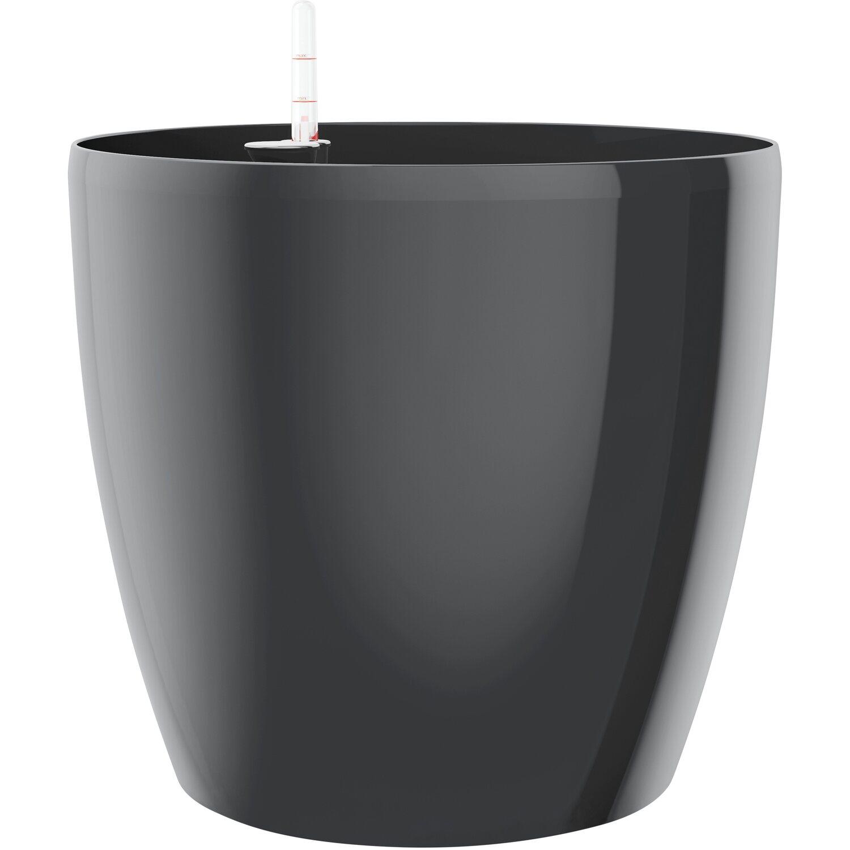 emsa blumenk bel casa brilliant 30 cm granit kaufen bei obi. Black Bedroom Furniture Sets. Home Design Ideas