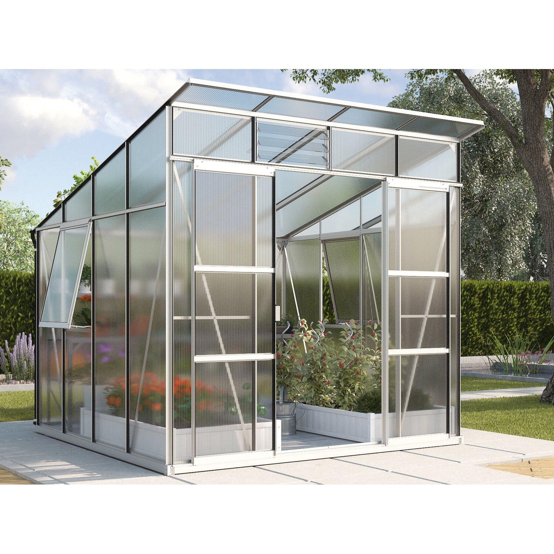 gew chshaus freya 7600 hkp 6 mm alu kaufen bei obi. Black Bedroom Furniture Sets. Home Design Ideas