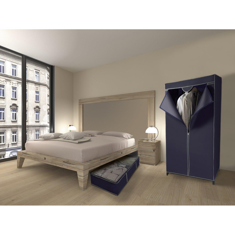 obi kleiderschrank mit kleiderstange kaufen bei obi. Black Bedroom Furniture Sets. Home Design Ideas