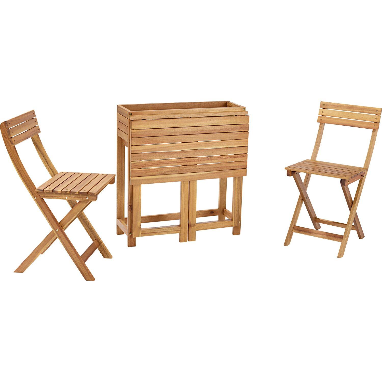 Obi Balkon Set Hilsport 3 Teilig Kaufen Bei Obi