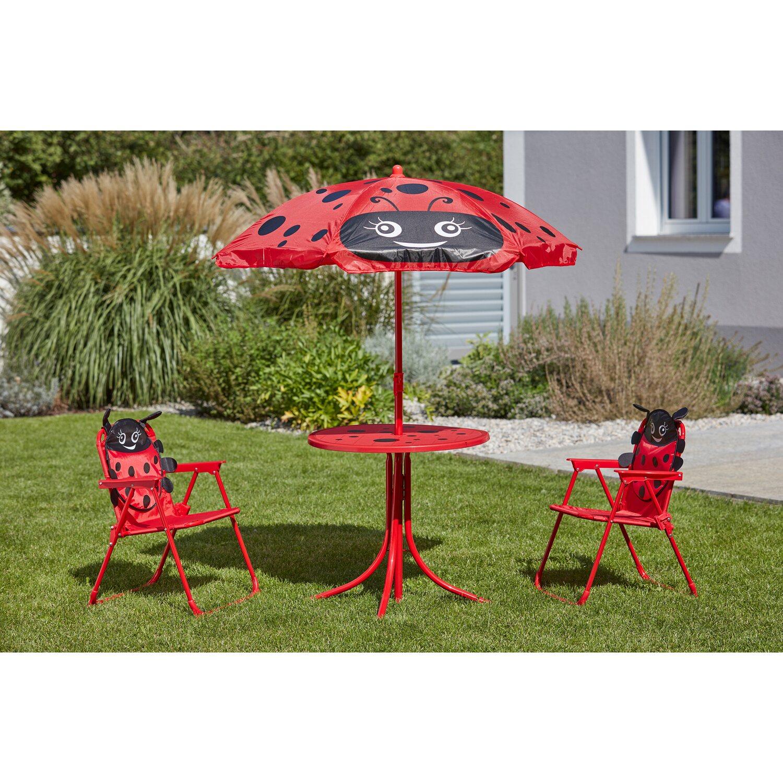 Relativ Kinder Gartenmöbel-Set Marienkäfer kaufen bei OBI GQ09