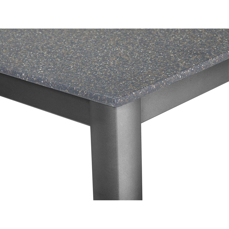 obi creatop gartentisch harris 90 cm x 90 cm anthrazit kaufen bei obi. Black Bedroom Furniture Sets. Home Design Ideas