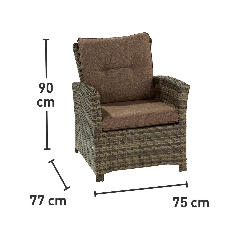 obi sessel vermont kaufen bei obi. Black Bedroom Furniture Sets. Home Design Ideas