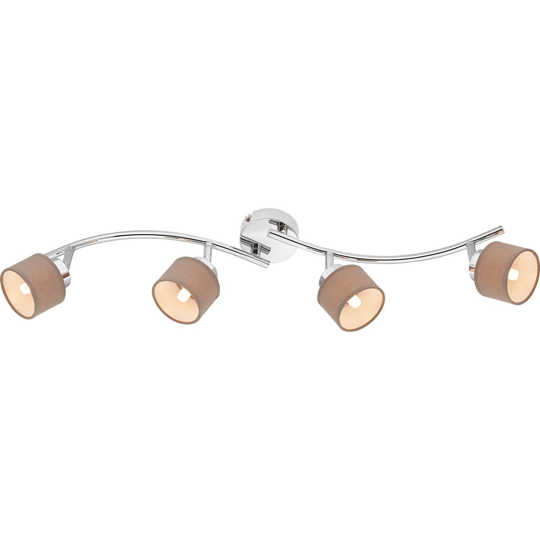 OBI LED-Spot 4er Loreto EEK: A++
