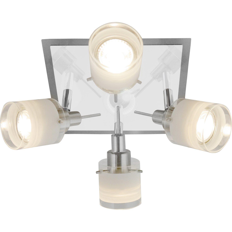OBI LED-Spot 4er Asola EEK: A++