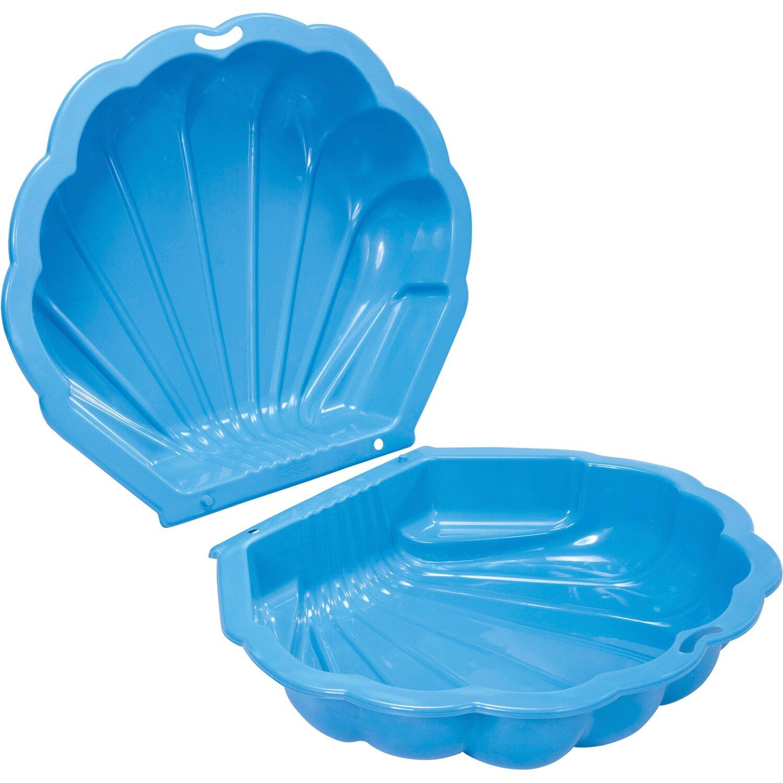 sand und wassermuschel blau kaufen bei obi. Black Bedroom Furniture Sets. Home Design Ideas