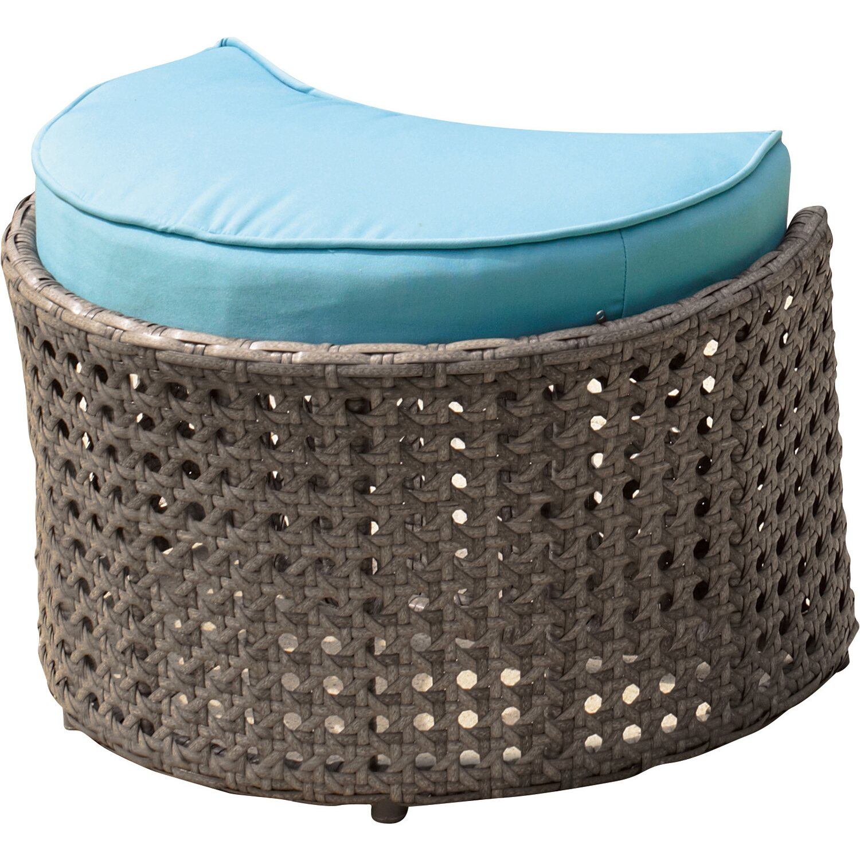 Gartenmöbel set rattan obi  OBI Alu Gartenmöbel-Set Lilburn inkl. Kissen kaufen bei OBI
