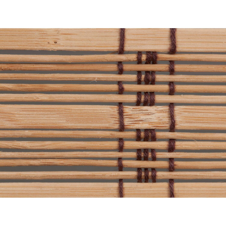 Obi Bambus Raffrollo Mataro 60 Cm X 160 Cm Eiche Kaufen Bei Obi