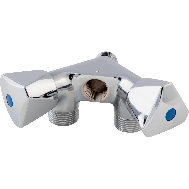 OBI Waschgeräte-Ventil Schlauchverschraubung