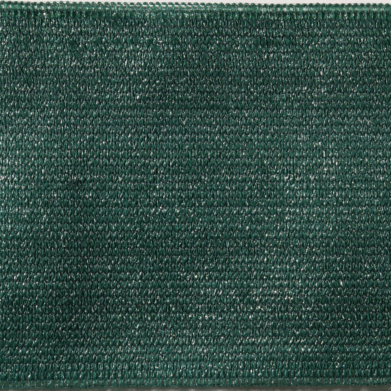 HDPE-Gewebe flexibel Grün Höhe 19 cm Länge 20,5 m