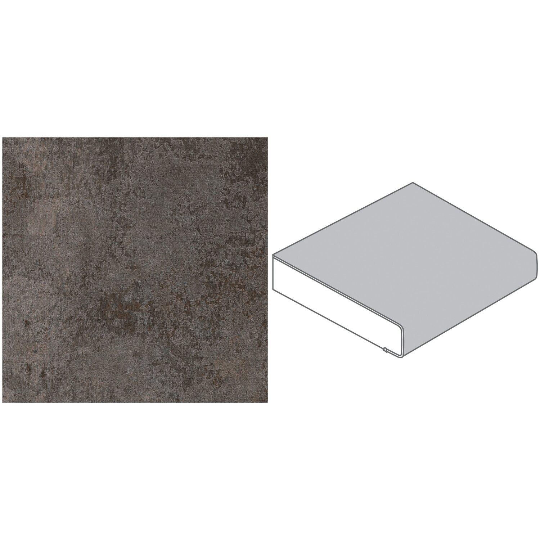 arbeitsplatte 65 cm x 3 9 cm metall versicolour me873ce. Black Bedroom Furniture Sets. Home Design Ideas