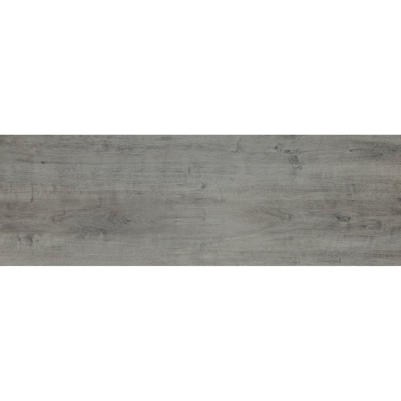 Terrassenplatte Feinsteinzeug Vero 2 0 Grau Holzoptik 40 Cm X 120