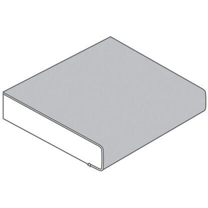 arbeitsplatte 65 cm x 3 9 cm marmor marquina kaviar grau bn112 si kaufen bei obi. Black Bedroom Furniture Sets. Home Design Ideas