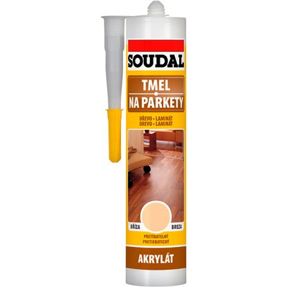 Soudal Tmel na parkety dub 300 ml