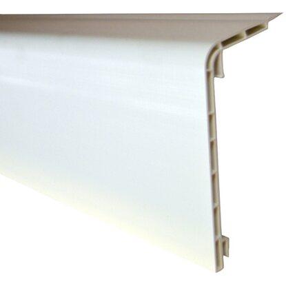 system 11 heizungsrohrverkleidung wei 107 mm x 45 mm l nge 2000 mm kaufen bei obi. Black Bedroom Furniture Sets. Home Design Ideas