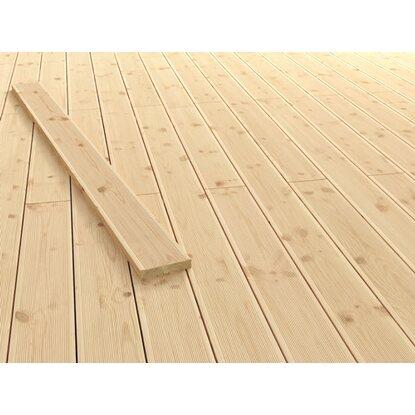 bodendiele douglasie mit anti rutsch nutung 2 8 cm x 14 5 cm x 200 cm kaufen bei obi. Black Bedroom Furniture Sets. Home Design Ideas