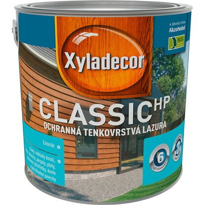 Xyladecor classic HP palisander 2,5 l