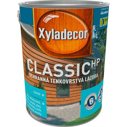 Xyladecor classic HP palisander 5 l