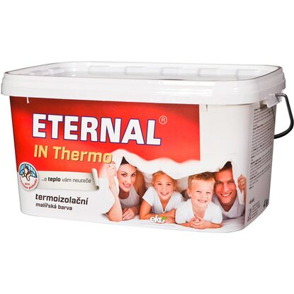Eternal IN Thermo náter 4 kg biely