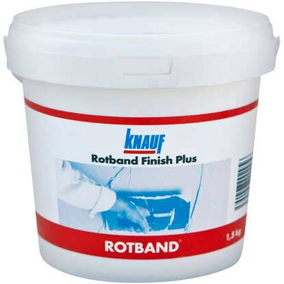 Knauf Pastózny tmel Finish Plus 1,5 kg