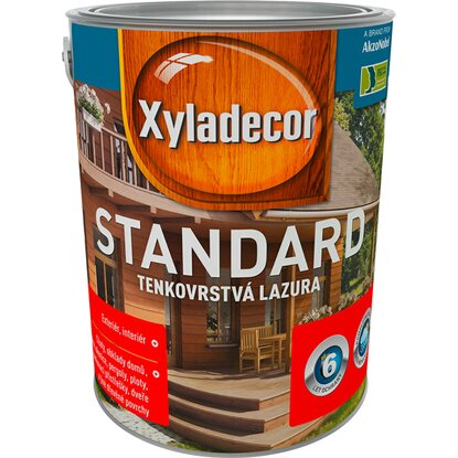 Xyladecor Standard ceder 5 l
