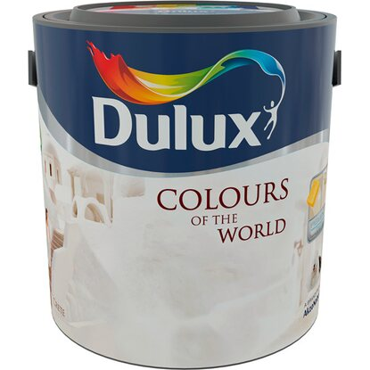 Dulux Colours Of The World biele plachty 2,5 l
