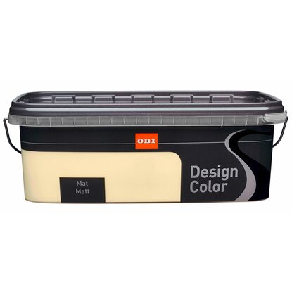 OBI Design Color mat Camomile 2,5 l