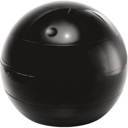 Spirella Beauty-Behälter Bowl-Shiny Black