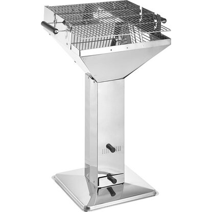Jamestown Holzkohle-Trichtergrill Ted XL