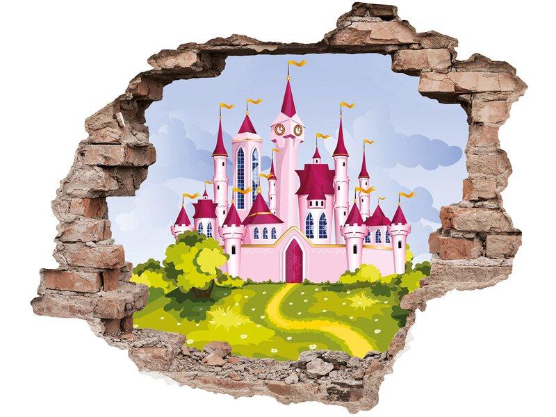 Eurographics wandtattoo princess castle kaufen bei obi for Fliesenaufkleber obi