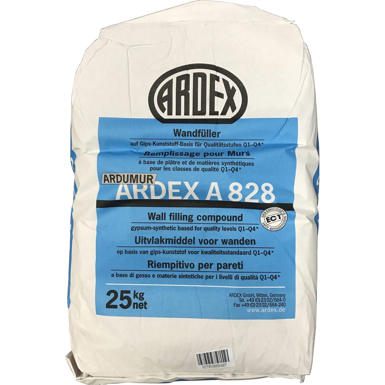 Putze Ardex Ardumur A 828 25kg Spachtelmasse Spachtel Fugenfüller