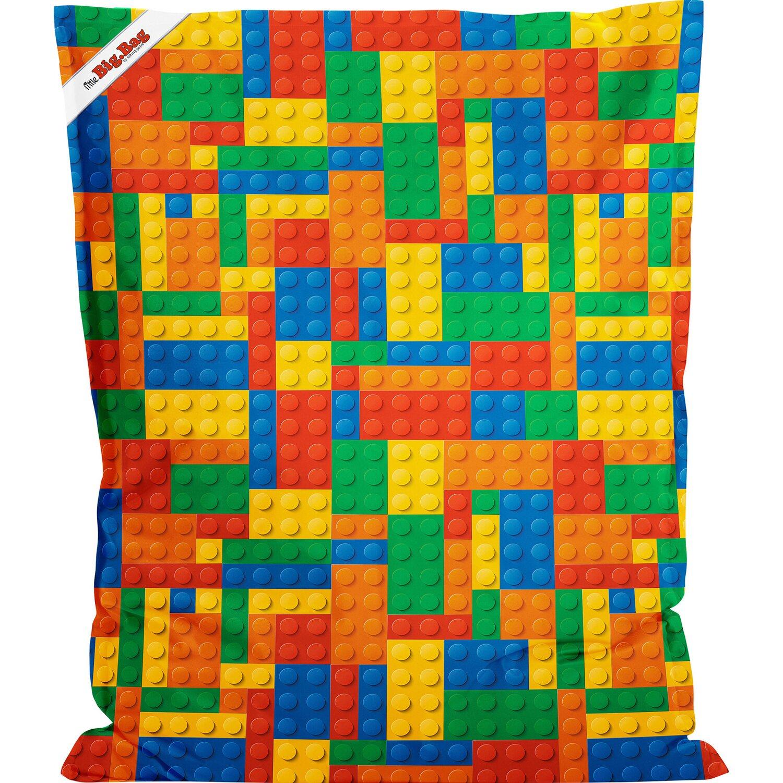 Sitting Point Sitzsack Little BigBag Bricks 200 l Bunt