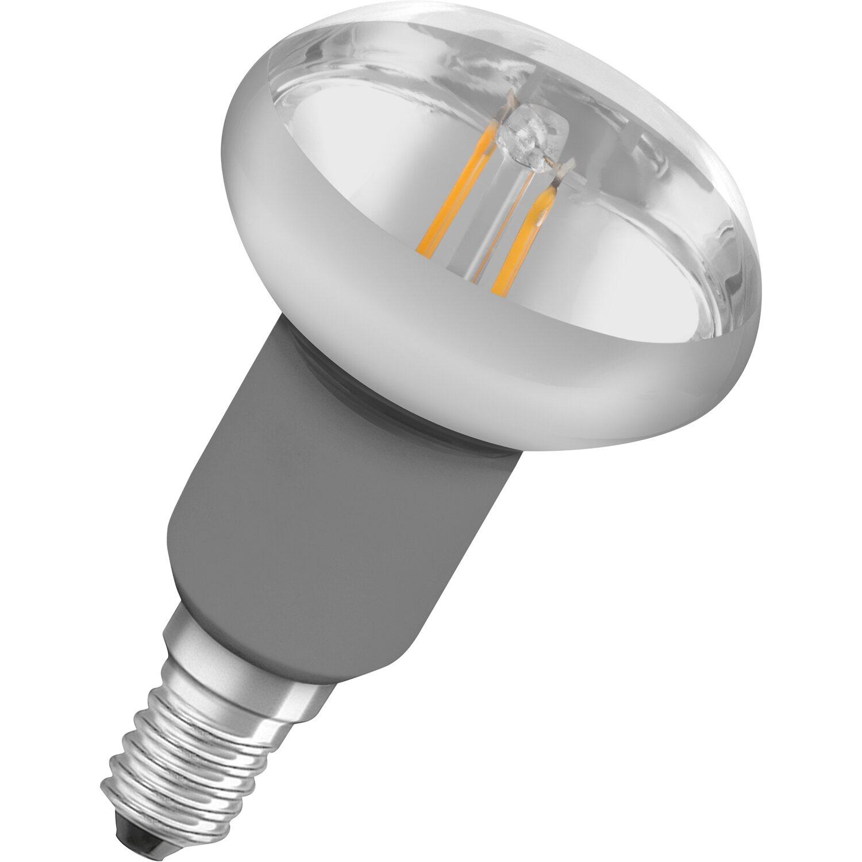 osram led filament leuchtmittel eek a reflektor e14 2. Black Bedroom Furniture Sets. Home Design Ideas