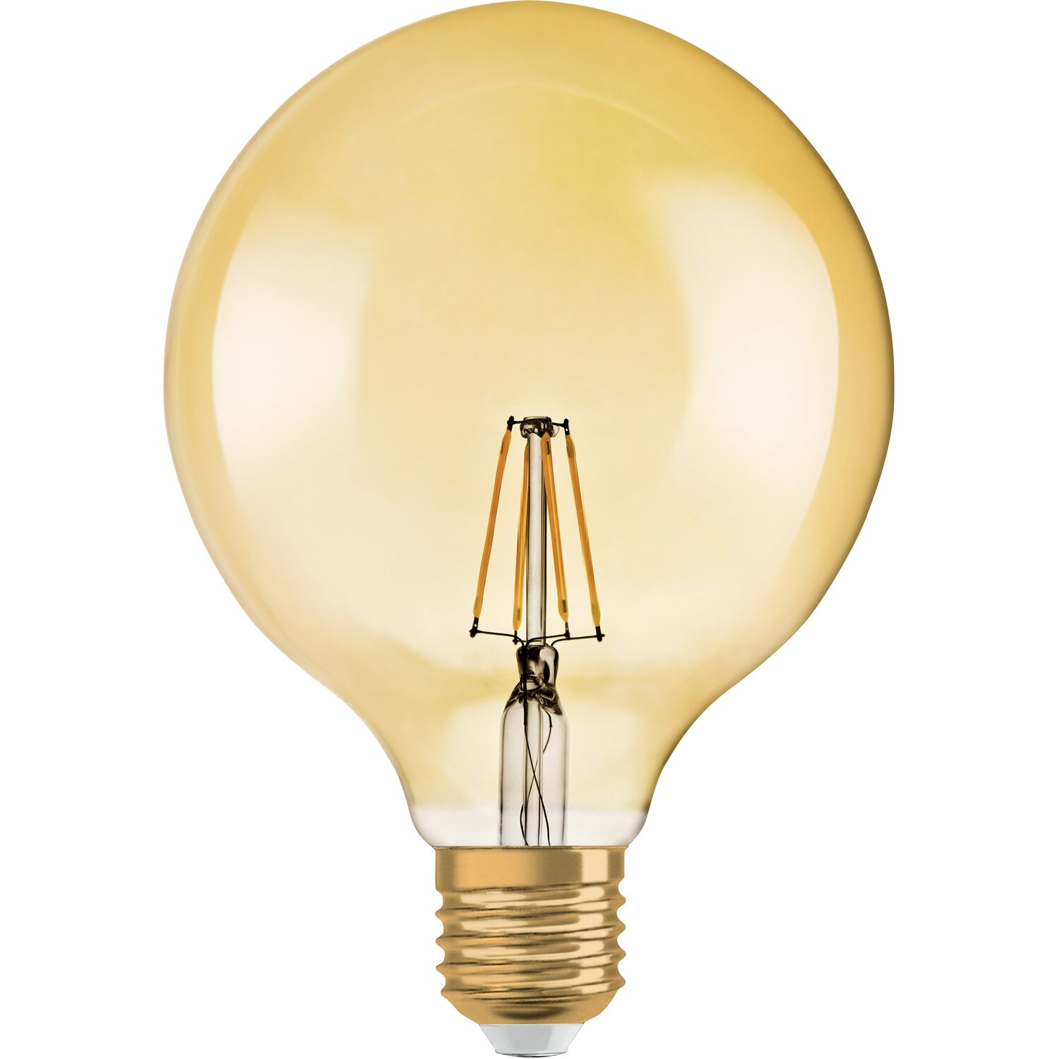 Osram led filament leuchtmittel 1906 globeform e27 4 w for Lampadine lexman