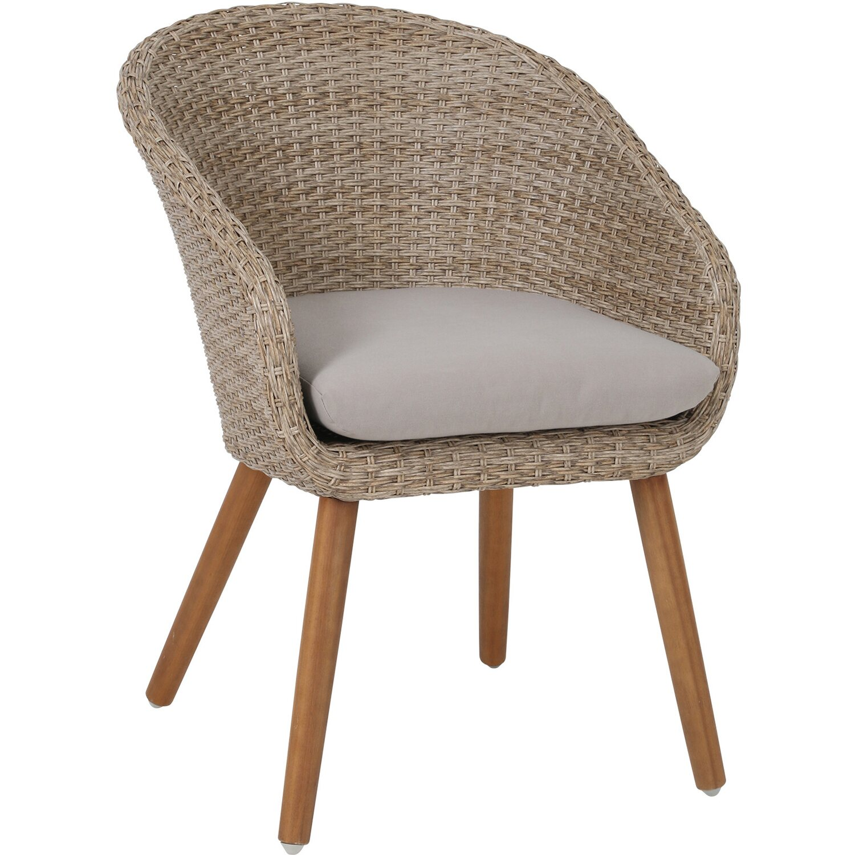 Greemotion Stuhl Louisville Akazie kaufen bei OBI