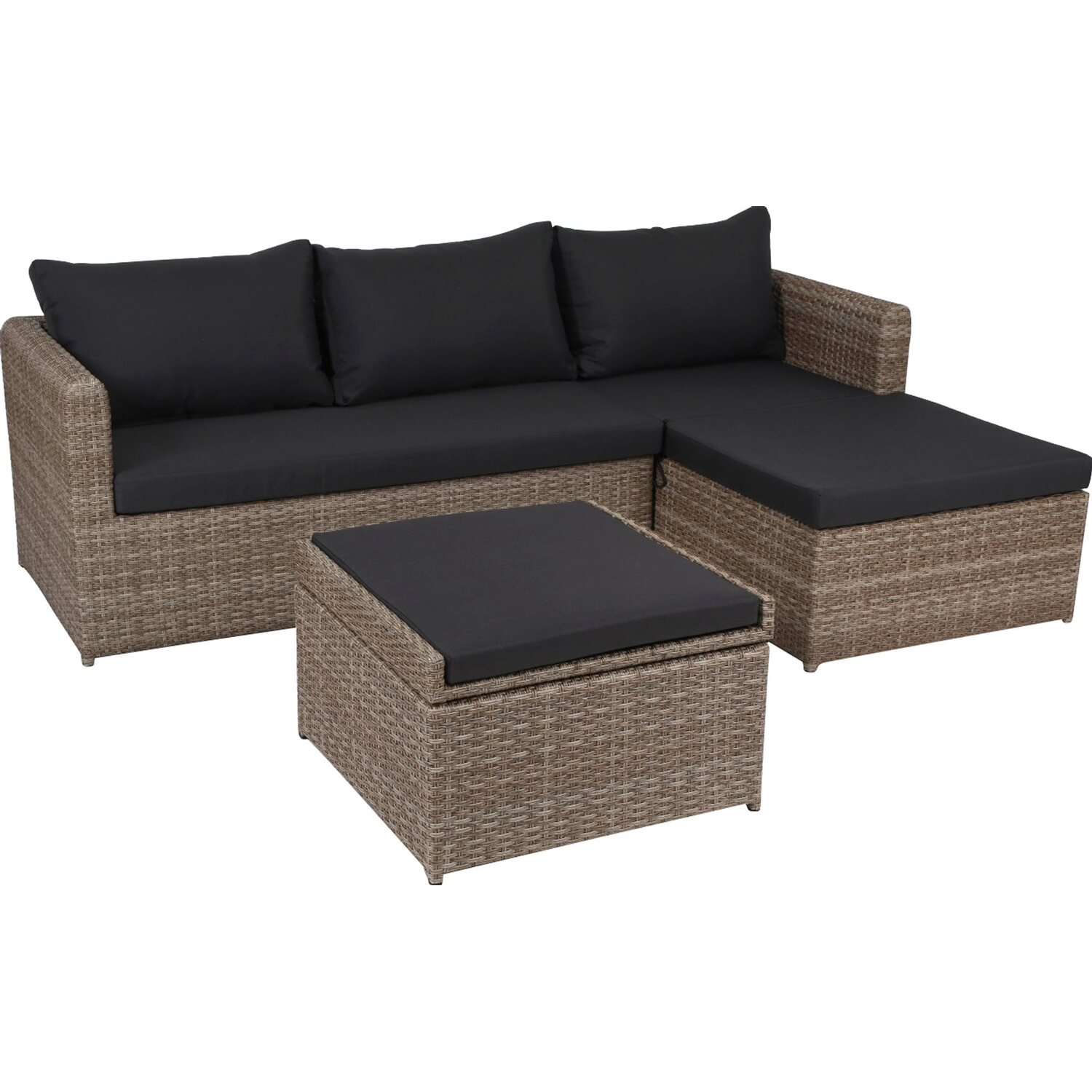 gartenm bel aus rattan yk95 hitoiro. Black Bedroom Furniture Sets. Home Design Ideas