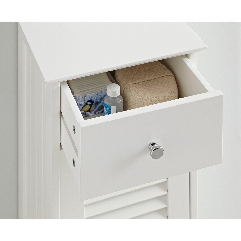Badunterschrank weiß  Pelipal Bad-Unterschrank 32 cm Jasper Weiß kaufen bei OBI