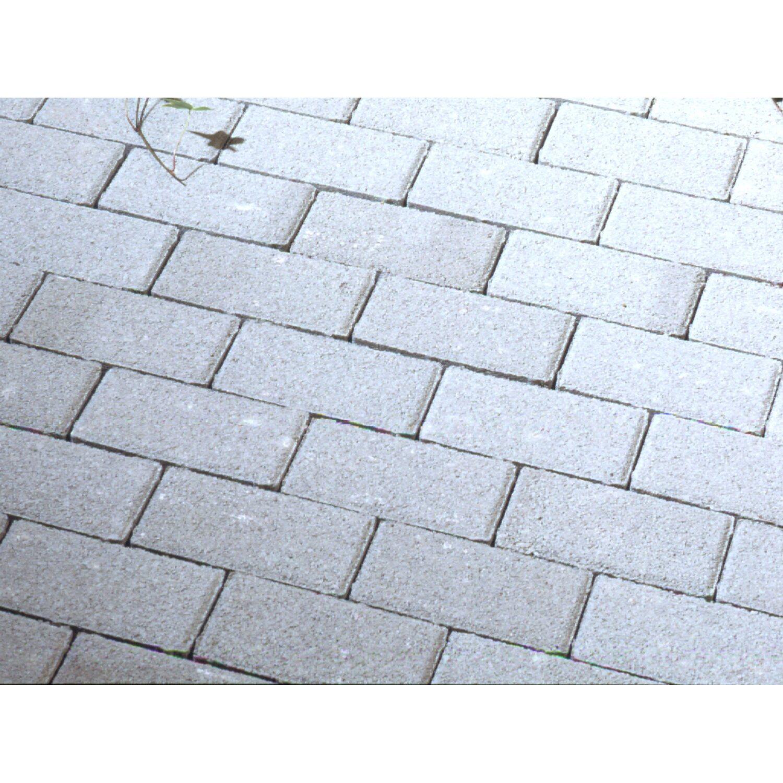 rechteck-pflaster beton grau 20 cm x 10 cm x 8 cm kaufen bei obi
