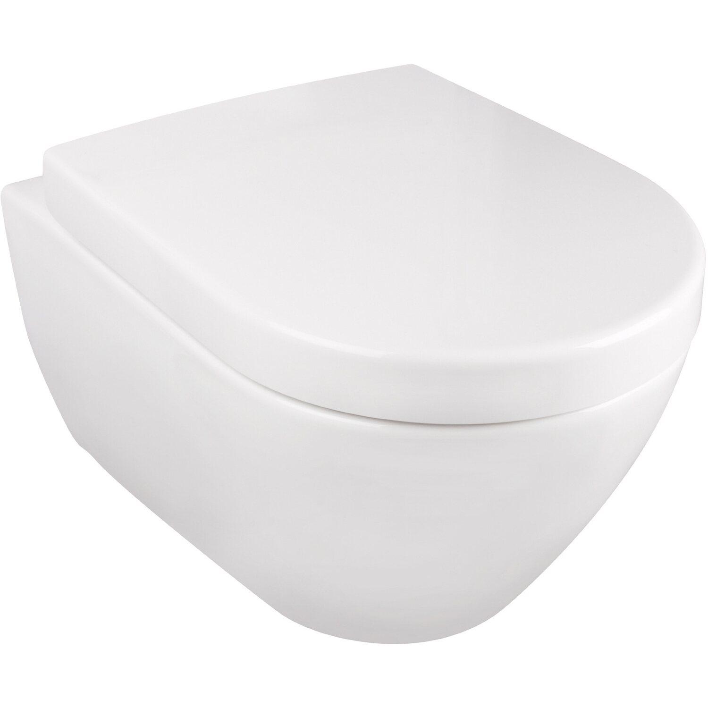 Villeroy & Boch Wand-WC-Set Subway 2.0 Weiß   Bad > WCs > WC-Becken   Villeroy & Boch
