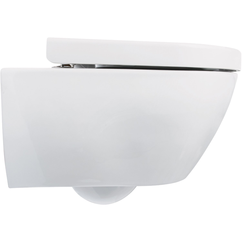 Villeroy & Boch Wand-WC-Set Subway 2.0 Weiß