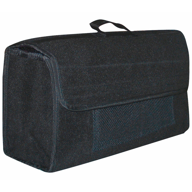 Eufab Kofferraumtasche mit Klett 50 cm x 15 cm x 22 cm