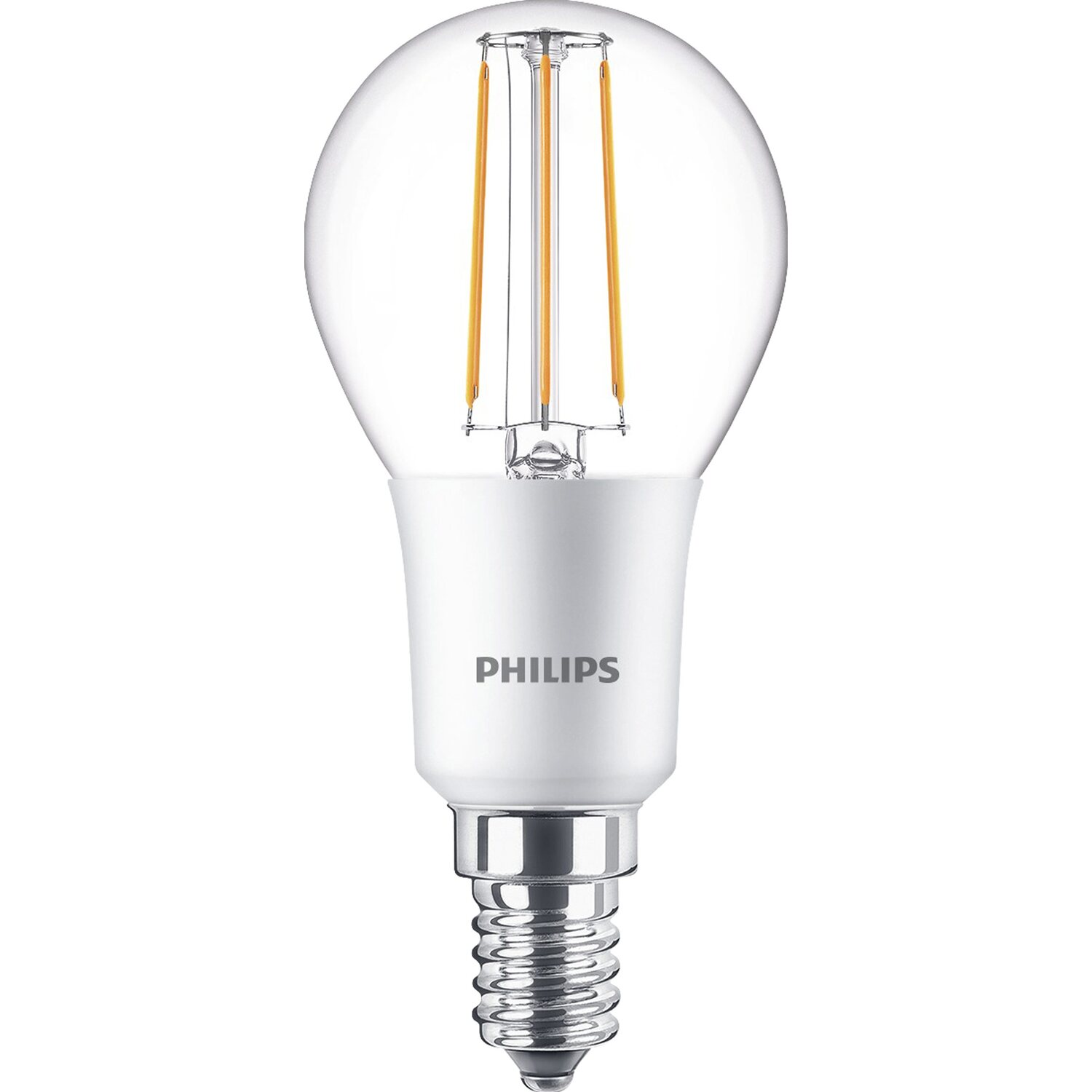philips led leuchtmittel tropfenform classic e14 5 w 470 lm warmwei eek a kaufen bei obi. Black Bedroom Furniture Sets. Home Design Ideas