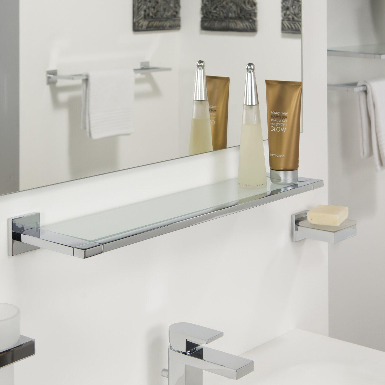 Tiger Badablage Items In Modernem Eckigem Design Kaufen Bei Obi