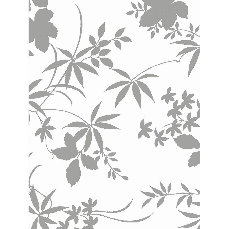 d c fix d-c-fix Tischdecke Flores Weiß 130 x 160 cm eckig