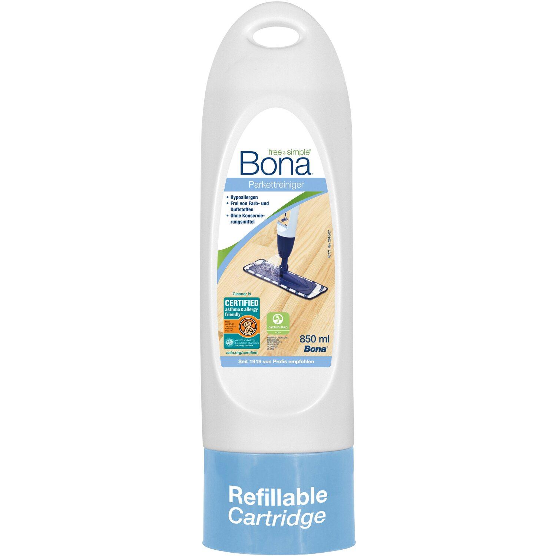 Bona  Parkettreiniger Free & Simple 0,85 l